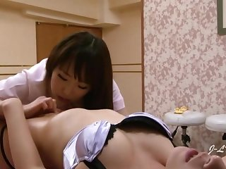 Ai Worships Erica's Belly Button